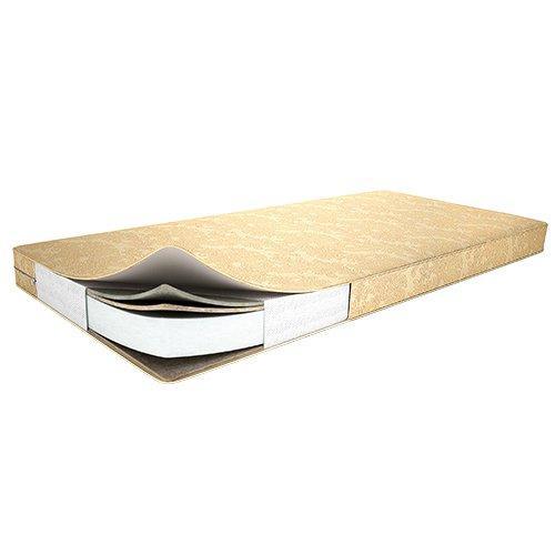 Подростковый матрас беспружинный «Junior лен» 16 см (140/70) от ТМ Lux baby