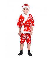 Карнавальный костюм Нового года с узором на мальчика 3-6 лет (Украина) купить оптом в Одессе на 7 км, фото 1