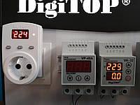 Реле напряжения (барьер) VA-32 (VA-протектор) DigiTop