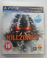 Игра Killzone 3 (PS3) русская версия БУ