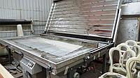 Вакуумный пресс б/у Паскаль ВП-276-14 для облицовки МДФ пленкой 2007г.