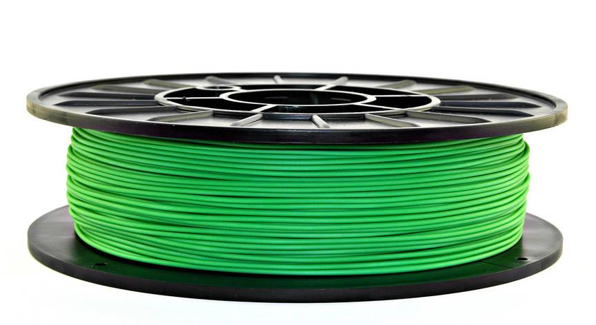 Зеленый HIPs пластик для 3D печати (1.75 мм/0.5 кг), фото 2