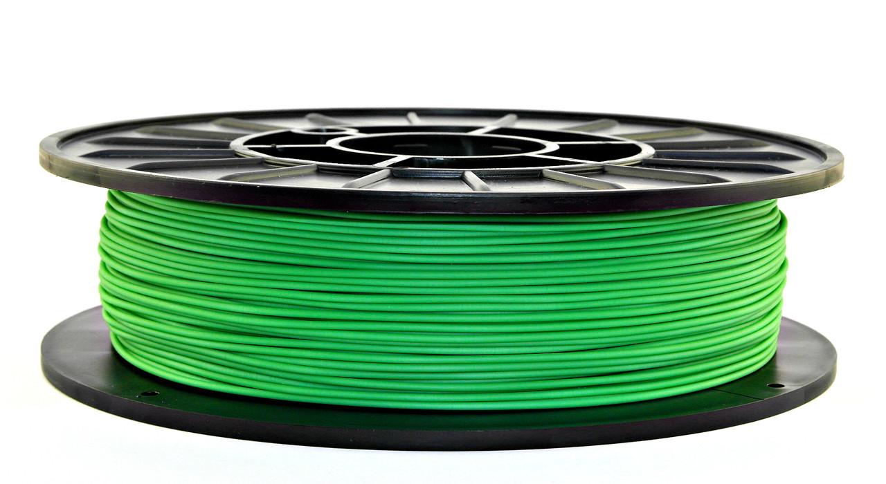 Зеленый HIPs пластик для 3D печати (1.75 мм/0.75 кг)
