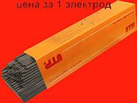 Ферро-никелевые электроды для сварки чугуна на 2,5 мм Интерхим UTP86FN