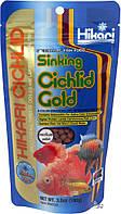 Hikari Cichlid Gold Sinking medium, 100 г Корм для астронотусов и других хищных цихлид