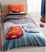 Детское постельное белье TAC Disney Тачки Cars 3 (Тач Дисней Тачки) f4e8fdae75e08