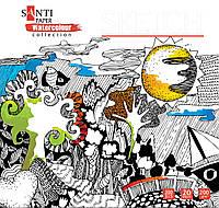"Альбом для эскизов  ""Paper Watercolour Collection"", 315*310мм, 20л 741701"