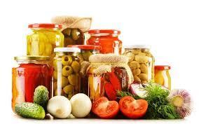 Оливки, маслины и другие овощи