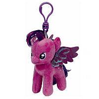 Брелок TY My Little Pony, Twilight Sparkle, 15 см