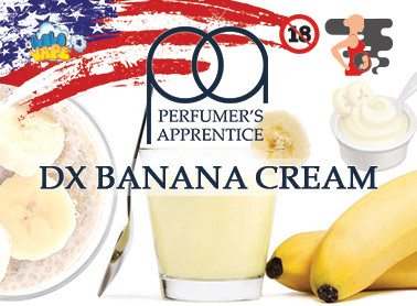 DX Banana Cream ароматизатор TPA (Банановый крем)