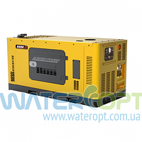 Дизельный генератор ENERGY POWER EP100SS3 + Автоматика