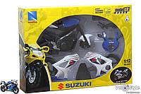 Мотоцикл Сборная модель SUZUKI 1:12 57005