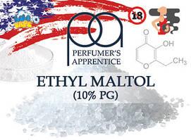 Ethyl Maltol(10%PG) ароматизатор TPA (Этилмальтол)