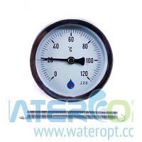 Термометр AiM для твердотопливных котлов.