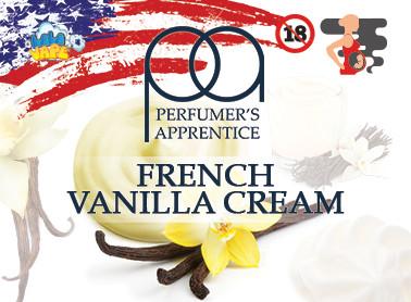 French Vanilla Creme ароматизатор TPA (Французская ваниль крем)