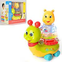 Детская развивающая игрушка улитка 576