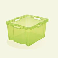 Ящик для хранения Multi-box XL прозрачный 24л
