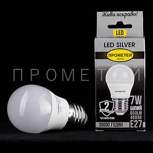 Світлодіодна (LED) лампочка Прометей E27 - G45 7W P6-7457