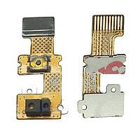 Шлейф для Lenovo S890 кнопка включения, датчик освещения/приближения