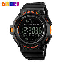 Спортивные часы Skmei 1245 Orange BOX, фото 1