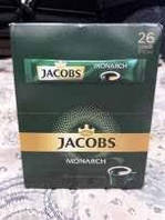 Кофе Якобс Монарх /JACOBS Monarch в стиках
