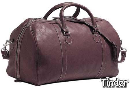 Картинка коричневой дорожной сумки