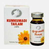 Кумкумади масло / Kumkumadi tailam, 12мл