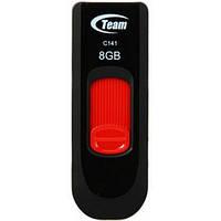 Team USB-flash накопитель Team 8Gb C141 Red (TC1418GR01)