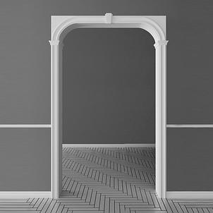 Обрамлення арки
