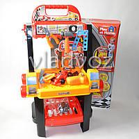 Детский набор инструментов верстак стол для мальчика F1 Center