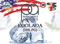 Koolada(10%PG) ароматизатор TPA (Холодок)