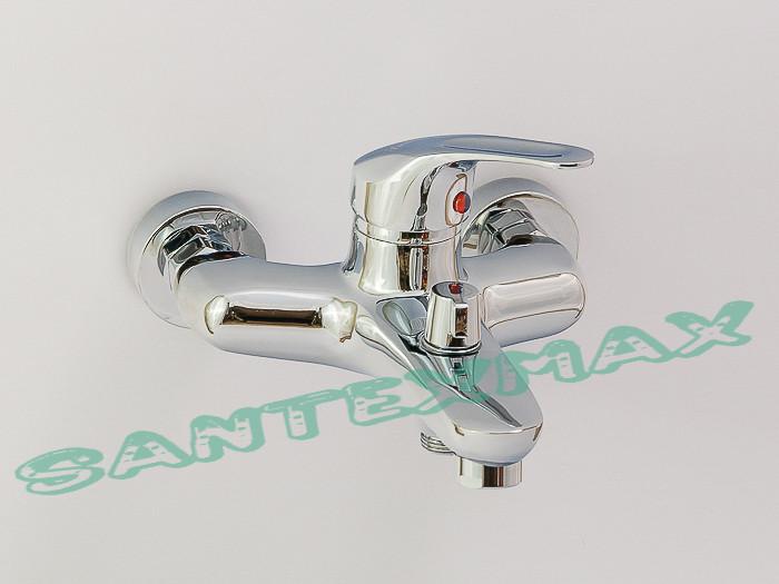 Змішувач для ванни і душа Smack 7777 Euro