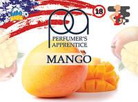 Mango ароматизатор TPA (Манго) фрукты, Фрукты, 10мл