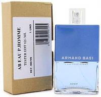 Tester Armand Basi