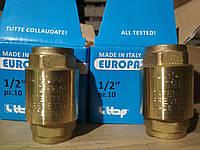 """Зворотній клапан 1/2(15) ITAP"""" EUROPA"""""""