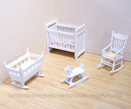 Мебель для домика Детская  комната ТМ Melissa&Doug, фото 2