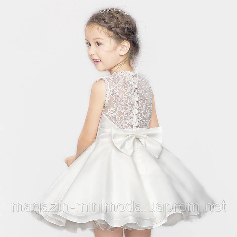 c9e00d4d767 Белое детское платье