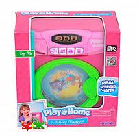 Детская  стиральная машинка для маленькой хозяюшки