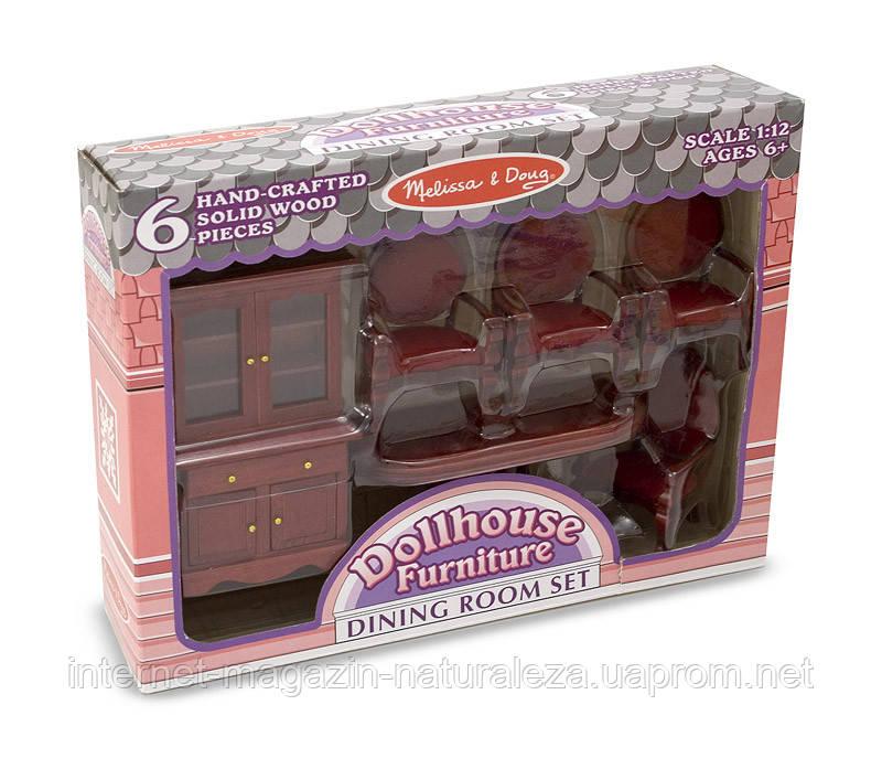 Мебель для домика Столовая ТМ Melissa&Doug