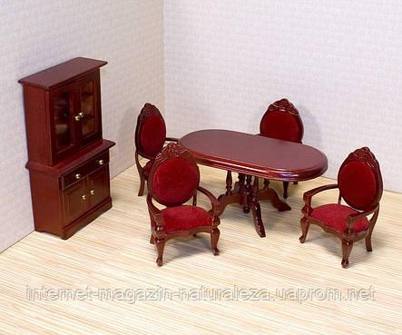 Мебель для домика Столовая ТМ Melissa&Doug, фото 2