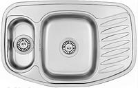 Кухонная мойка Germece 7851D микро-декор