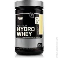 Optimum Nutrition Platinum Hydro Whey 795g. Сывороточный гидролизат