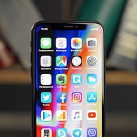 После обновления iOS владельцы iPhone X жалуются на проблемы в работе