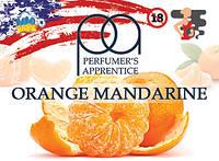 Orange Mandarin ароматизатор TPA (Мандарин оранжевый) 50мл