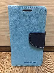 Чехол-книжка Goospery для Lenovo Vibe S1 (Blue)