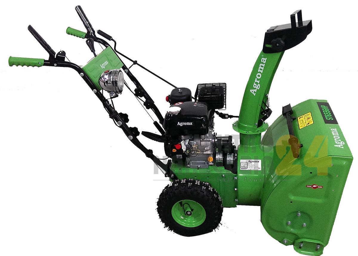 Снегоочиститель AGROMA ST6556L