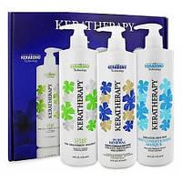 Набор для кератинового выпрямления волос Keratherapy Pure Renewal
