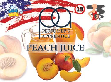 Peach Juicy ароматизатор TPA (Персик сочный)