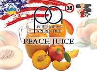Peach Juicy ароматизатор TPA (Персик сочный) 10мл