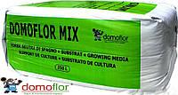 Торф Домофлор микс 3 DOMOFLOR МІХ3 250л - фракція 0-5мм